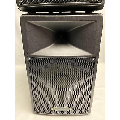 American Audio SET OF NON POWER SPEAKERS Unpowered Speaker