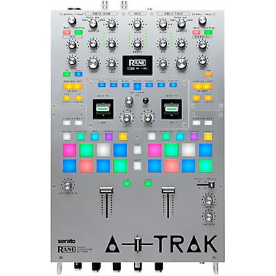 RANE SEVENTY A-Trak 2-Channel Solid Steel Precision Performance Signature DJ Mixer With Fader FX