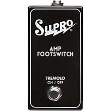 Supro SF1 Tremolo Single Footswtch