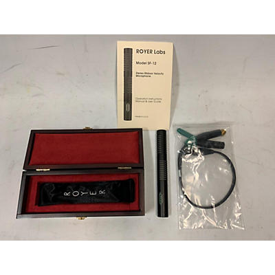 Royer SF12 Ribbon Microphone
