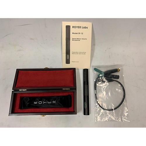 SF12 Ribbon Microphone
