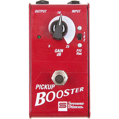 Seymour Duncan SFX-01 Pickup Booster Effects Pedal