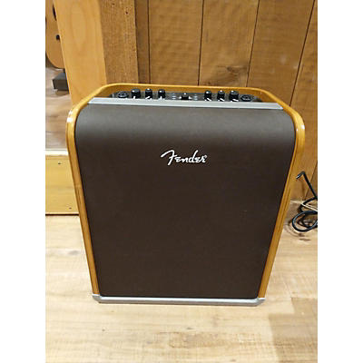 Fender SFX160 Acoustic Guitar Combo Amp