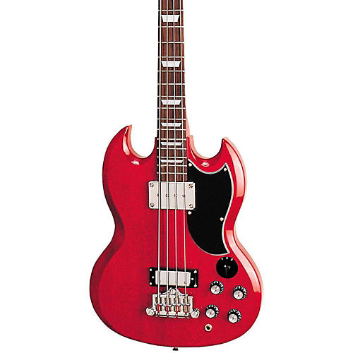 Epiphone SG Bass Cherry