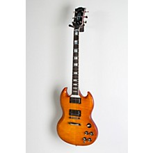 Open Box Gibson Custom SG Custom Figured Top Electric Guitar