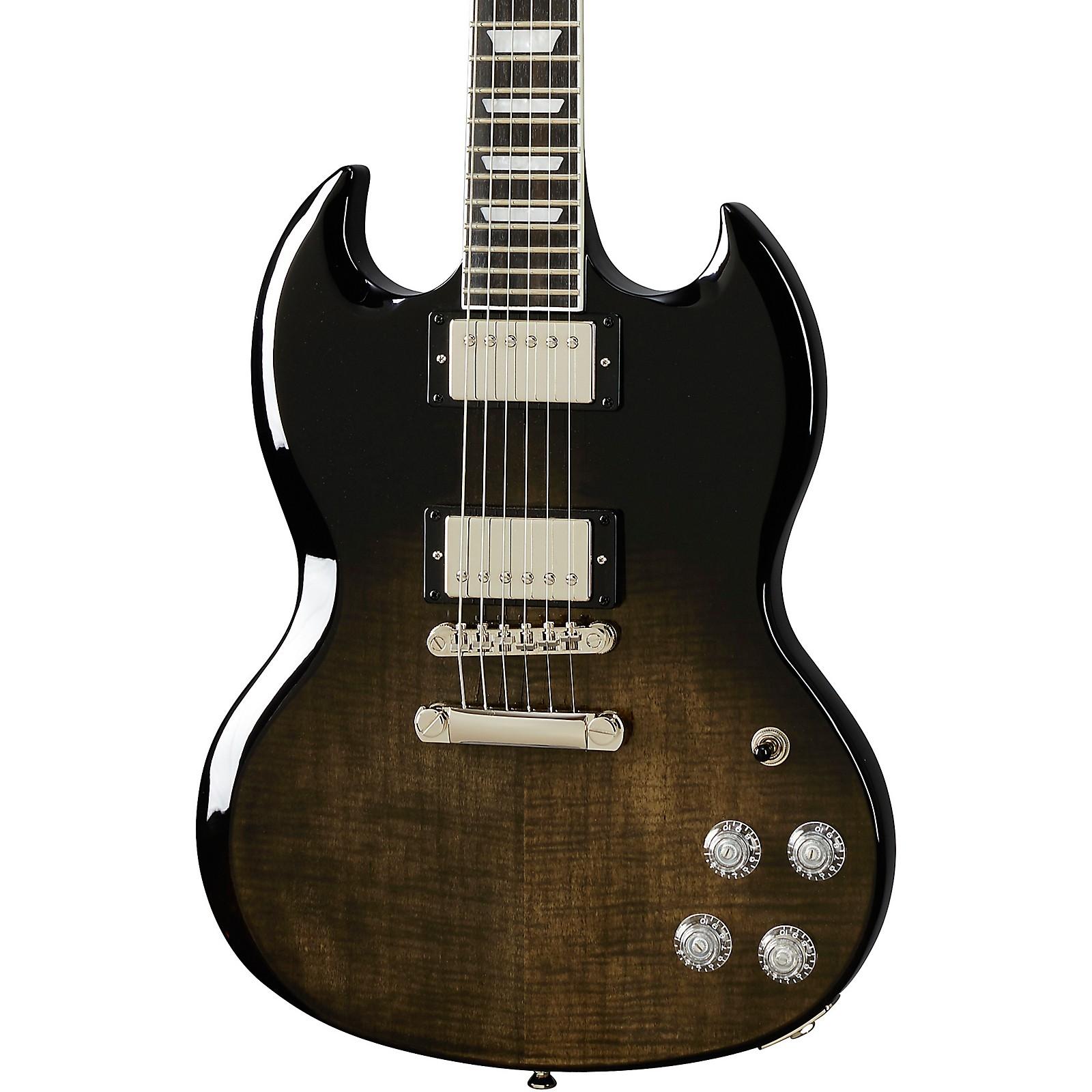 Epiphone SG Modern Figured Solidbody Electric Guitar