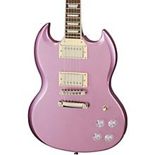 SG Muse Solidbody Electric Guitar Purple Passion Metallic