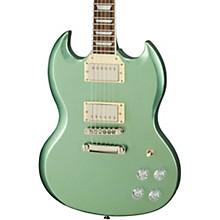 SG Muse Solidbody Electric Guitar Wanderlust Green Metallic