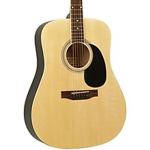 Open Box Savannah SGD-12 Dreadnought Acoustic Guitar