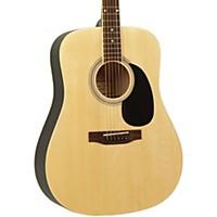 Deals on Savannah SGD-12 Dreadnought Acoustic Guitar Natural