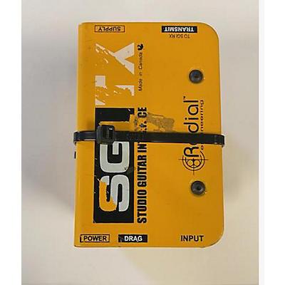 Radial Engineering SGI TX/RX Direct Box