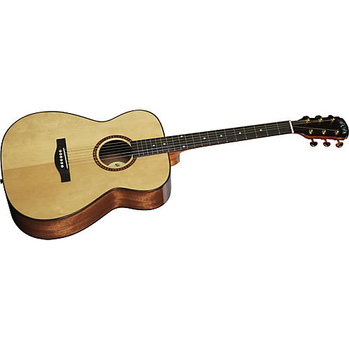 Great Divide SGM-18-G Orchestra Solid Sitka Spruce Top Acoustic Guitar