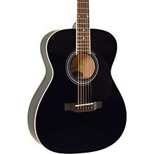SGO-12 OOO Acoustic Guitar Black