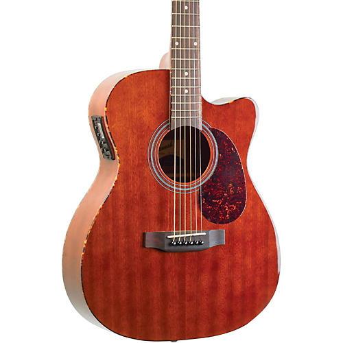 Savannah SGO-16CE OOO Acoustic-Electric Guitar Natural