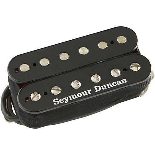 Seymour Duncan SH-6b Duncan Distortion Trembucker Electric Guitar Bridge Pickup Black