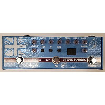 Tech 21 SH1 Bass Effect Pedal