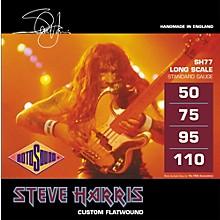 Rotosound SH77 Steve Harris Signature Flat Wound Bass Strings