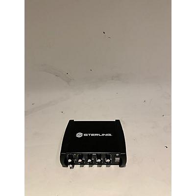 Sterling Audio SHA4 Headphone Amp