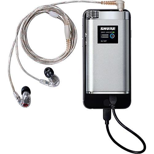 Shure SHA900 Portable Headphone Amplifier/DAC