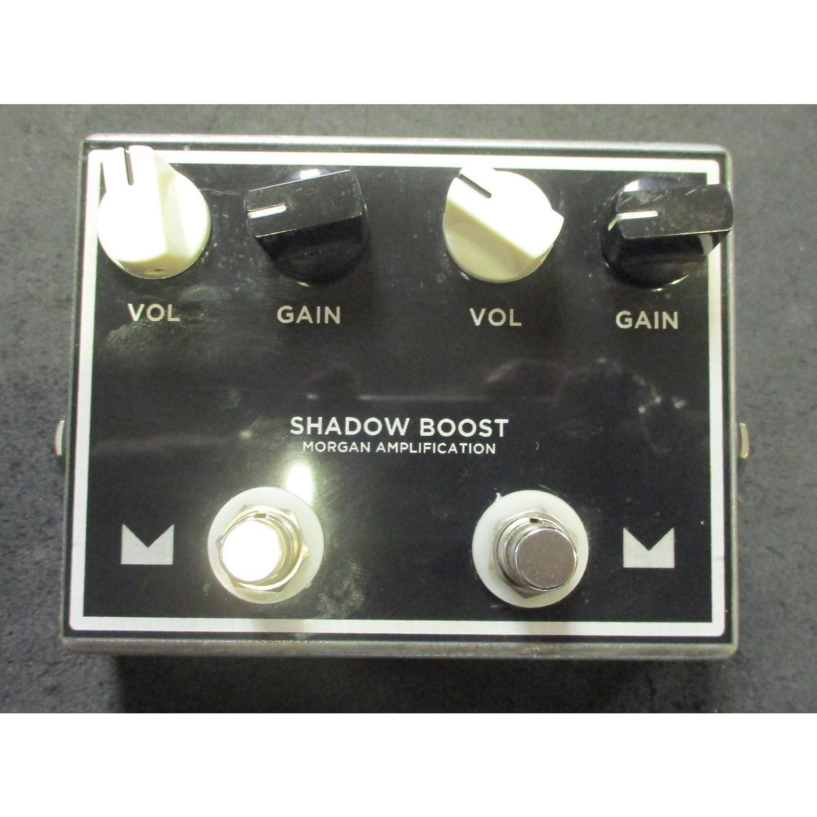 Morgan Amplification SHADOW BOOST Effect Pedal
