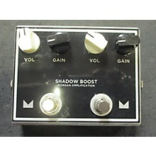 Morgan Amplification SHADOW BOOST Effect Pedal