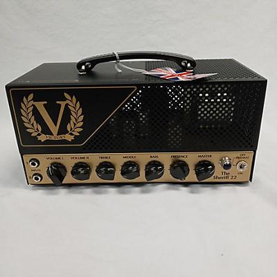Victory SHERIFF 22 Tube Guitar Amp Head