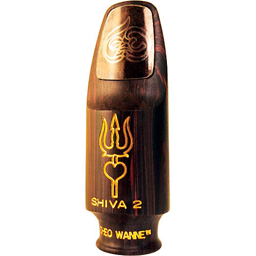 Theo Wanne SHIVA 2 Red Marble Soprano Saxophone Mouthpiece 7
