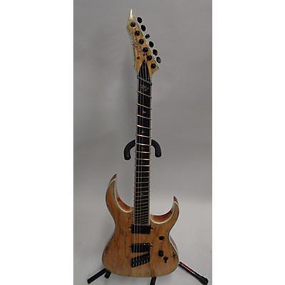 B.C. Rich SHREDZILLA EXTREME EXOTIC Solid Body Electric Guitar
