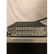 Genz Benz SHUTTLEMAX 12.2 1200 WATT Bass Amp Head