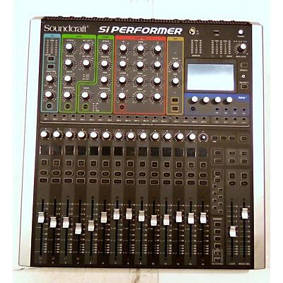 Soundcraft SI Performer 1 Digital Mixer