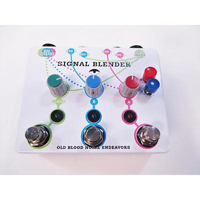 Old Blood Noise Endeavors SIGNAL BENDER Pedal