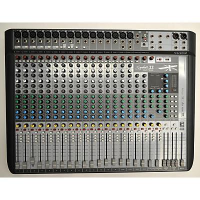Soundcraft SIGNATURE 22 Digital Mixer