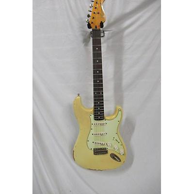 Vintage SIGNATURE SERIES THOMAS BLUG Solid Body Electric Guitar