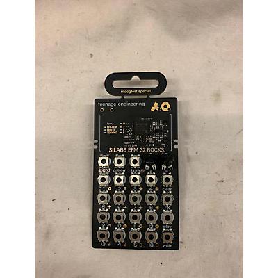 Teenage Engineering SILABS EFM 32 ROCKS Synthesizer