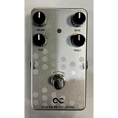 One Control SILVER BEE OD Effect Pedal