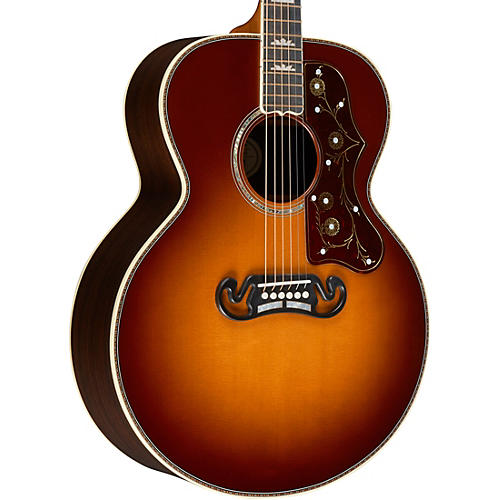 Gibson SJ-200 Deluxe Acoustic-Electric Guitar