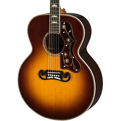 Gibson SJ-200 Deluxe Rosewood Acoustic-Electric Guitar