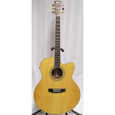 Cort SJ-5X Acoustic Electric Guitar