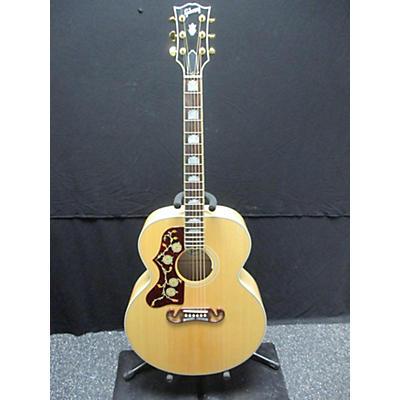 Gibson SJ200 Standard Super Jumbo Left Handed Acoustic Guitar