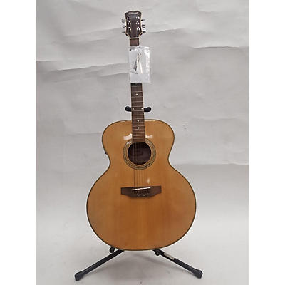 Stagg SJ310E Handmade Western Jumbo Acoustic Electric Guitar
