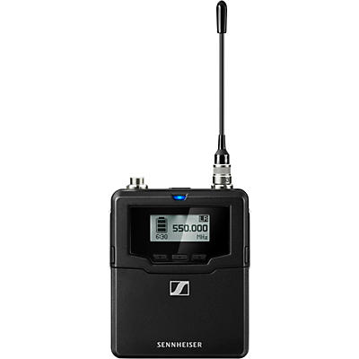 Sennheiser SK 6000 BK A1-A4 Digital Bodypack transmitter, black, (470-558 MHz)