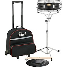 Open Box Pearl SK910C Educational Snare Kit with Rolling Cart