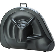 Open BoxSKB SKB-380 Sousaphone Case with Wheels