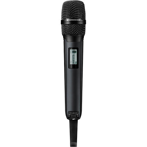 Sennheiser SKM 6000 BK A5-A8 Digital Handheld Transmitter (A5-A8: 550-638 MHz), Capsule & Battery Not Included 550-607 MHz, 614-638 MHz