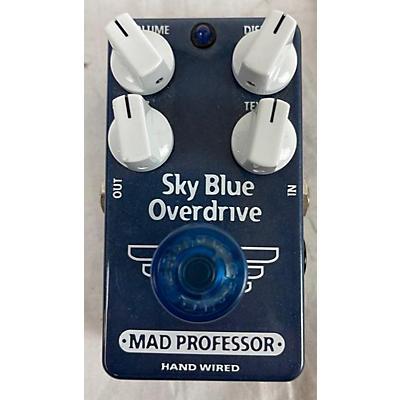Mad Professor SKY BLUE OVERDRIVE Effect Pedal
