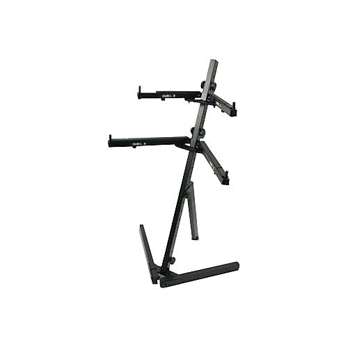 Quik-Lok SL-820 2-Tier Fully Adjustable Keyboard Stand