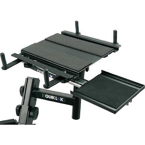 Quik-Lok SL-825 Laptop Holder for SL-820 Keyboard Stand