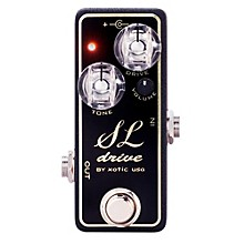 Open BoxXotic Effects SL Drive Distortion Guitar Effects Pedal
