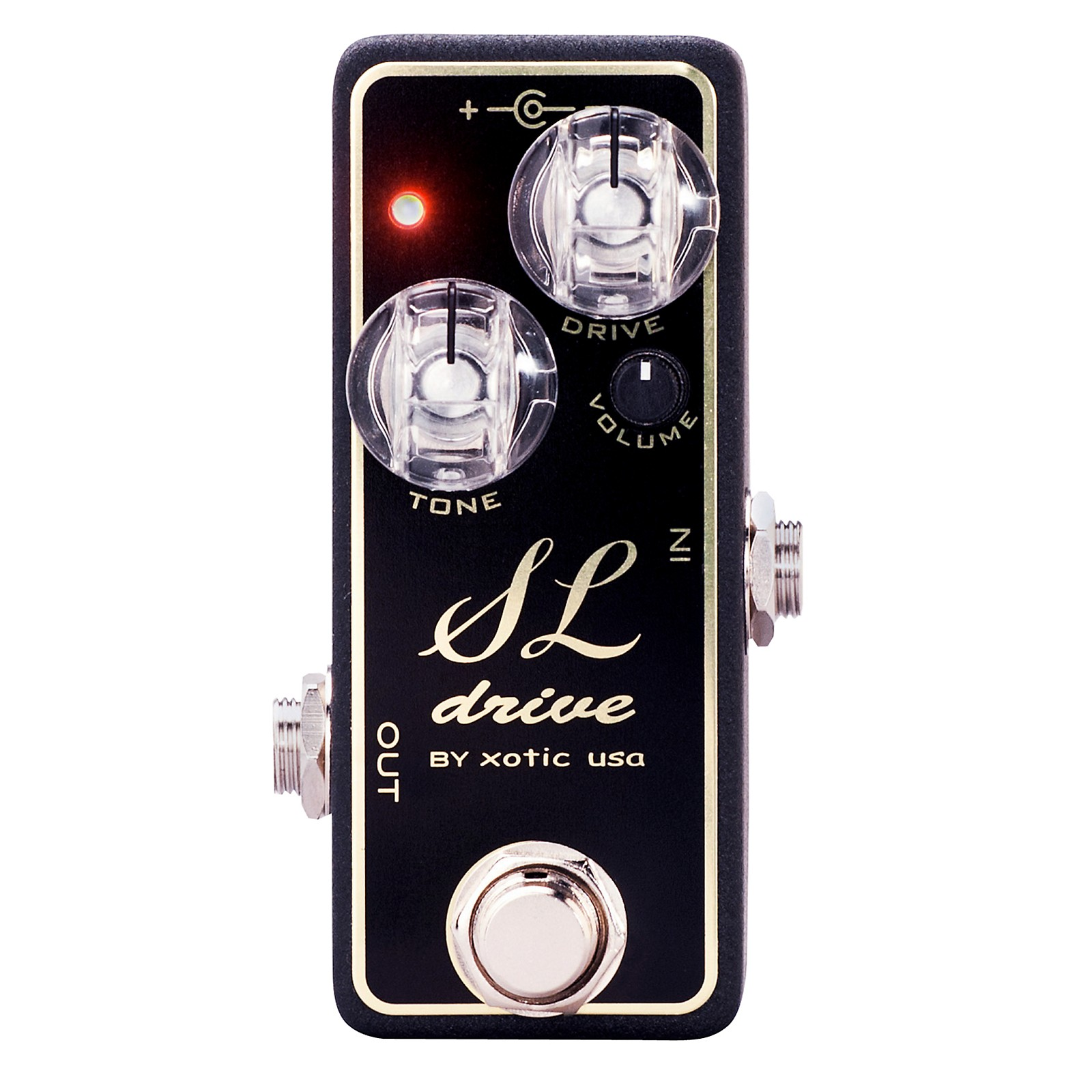 Xotic SL Drive Distortion Guitar Effects Pedal