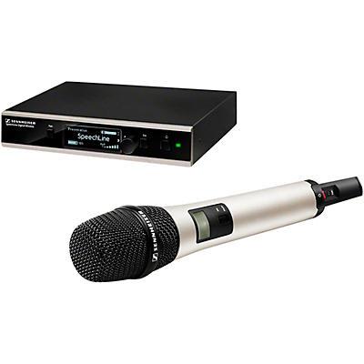 Sennheiser SL HANDHELD SET DW-4-US R SpeechLine Digital Wireless Vocal Set w MME 865-1 capsule & GA 4 Rackmount